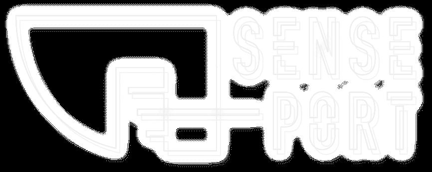 SENSE PORTロゴ